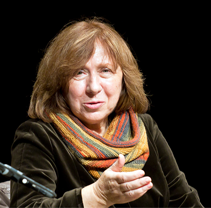 PEN Melbourne supports Belarusian PEN and Svetlana Alexievich