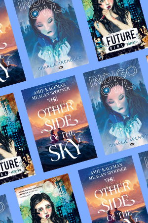 Benjamin Chandler reviews 'Future Girl' by Asphyxia, 'The Other Side of the Sky' by Amie Kaufman and Meagan Spooner, and 'Indigo Owl' by Charlie Archbold