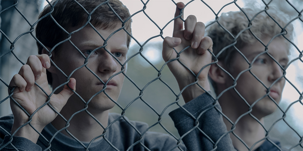 Lucas Hedges in Boy Erased (Universal Pictures)