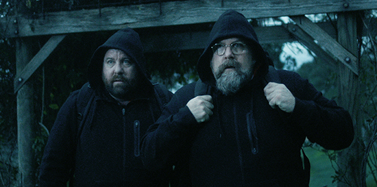 Shane Jacobson and Clayton Jacobson in Brothers' Nest (Label Distribution)