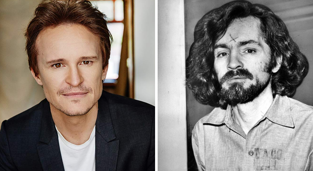 Australian Damon Herriman set to play Charles Manson in Quentin Tarantino's Once Upon A Time in Hollywood.