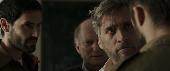 A still from Foxtrot (Sharmill Films)