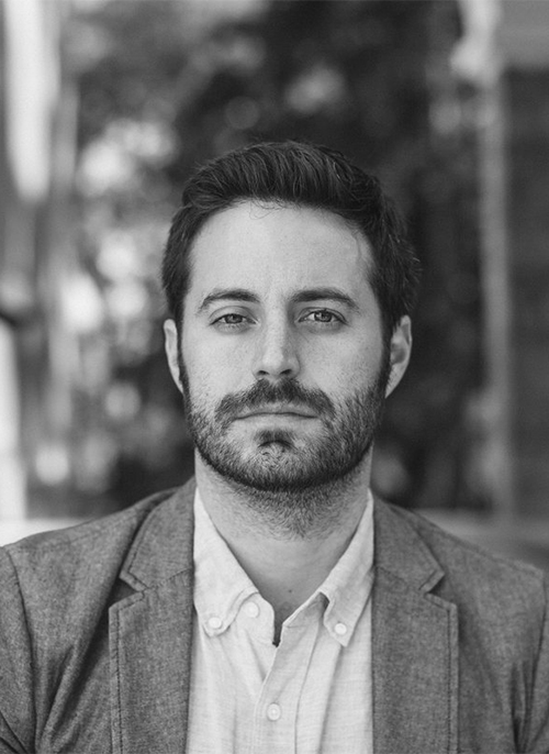 The real Garrard Conley (photo by Colin Boyd Shafer Photography)