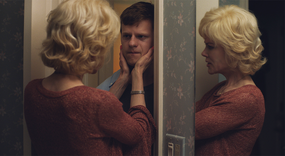 Lucas Hedges and Nicole Kidman in Boy Erased (Universal Pictures)