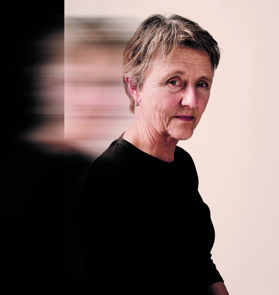 Helen Garner (photograph by Nicholas Purcell/Text Publishing)