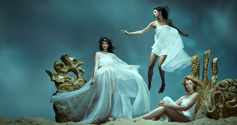 Promotion image for Opera Australia's Ring Cycle (photograph via Opera Australia)