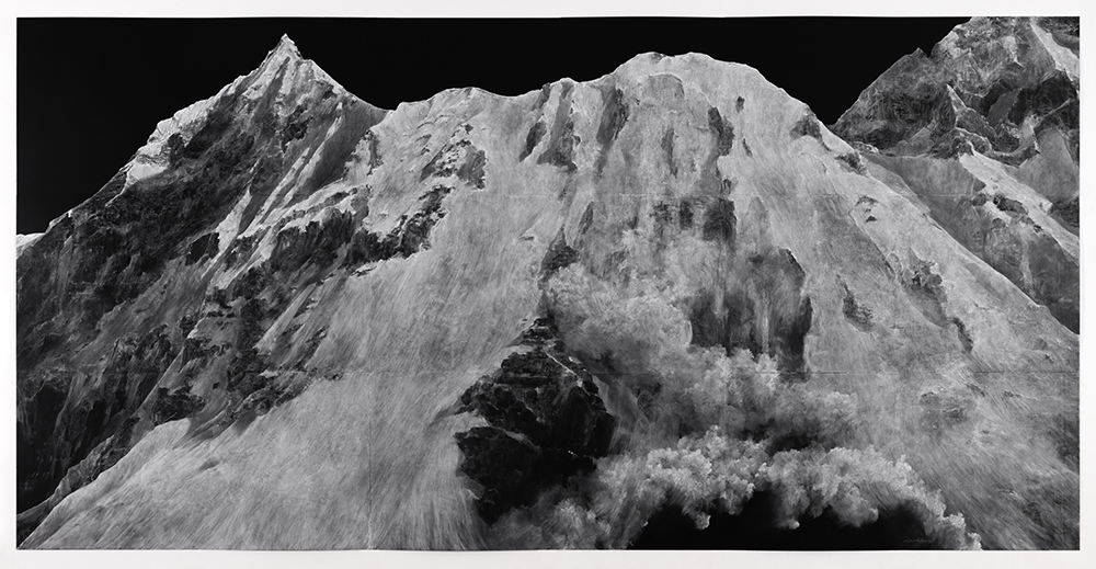 The Montafon Letter, Tacita Dean (photograph courtesy the artist, Frith Street Gallery, London and Marian Goodman Gallery, New York and Paris)