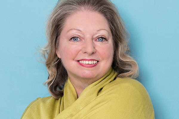 Hilary Mantel (photograph supplied)