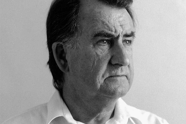 Gerald Murnane (photograph via Text Publishing)