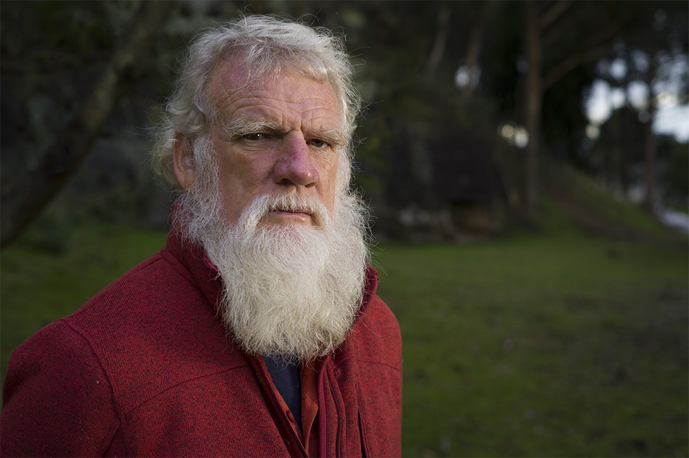 Bruce Pascoe (photograph by Lyn Harwood)