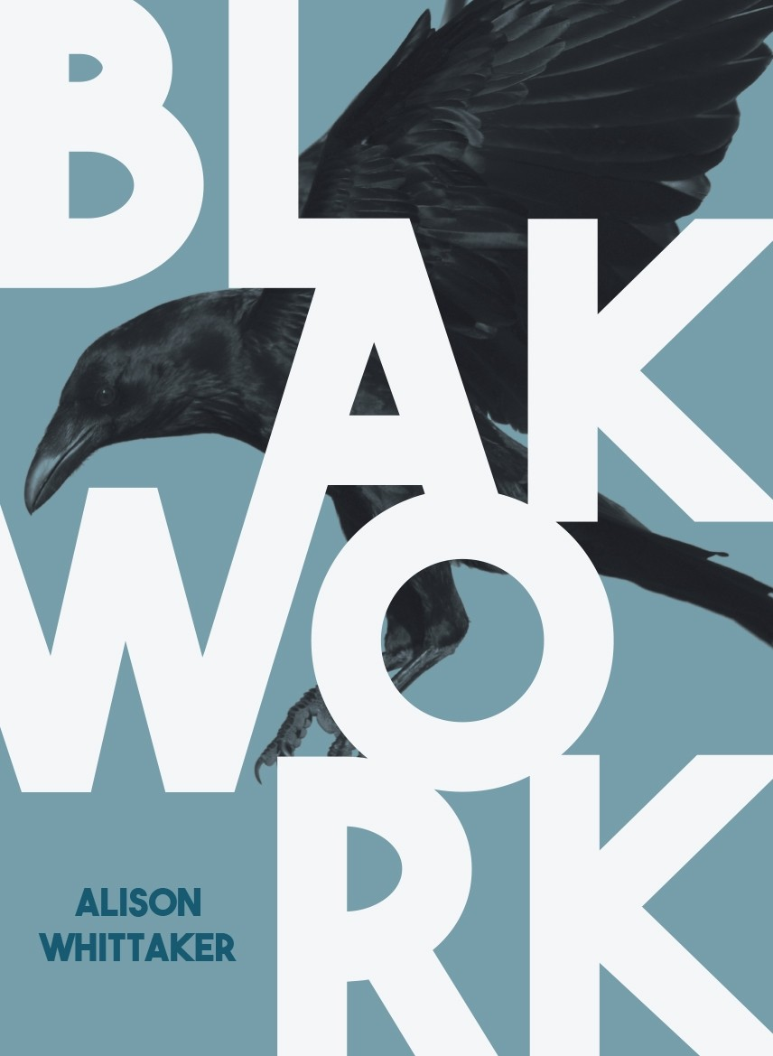 Blakwork by Alison Whittaker (Magabala Books)