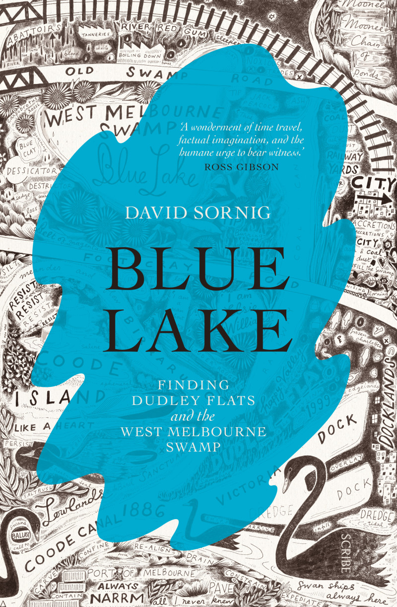 Blue Lake by David Sornig (Scribe)