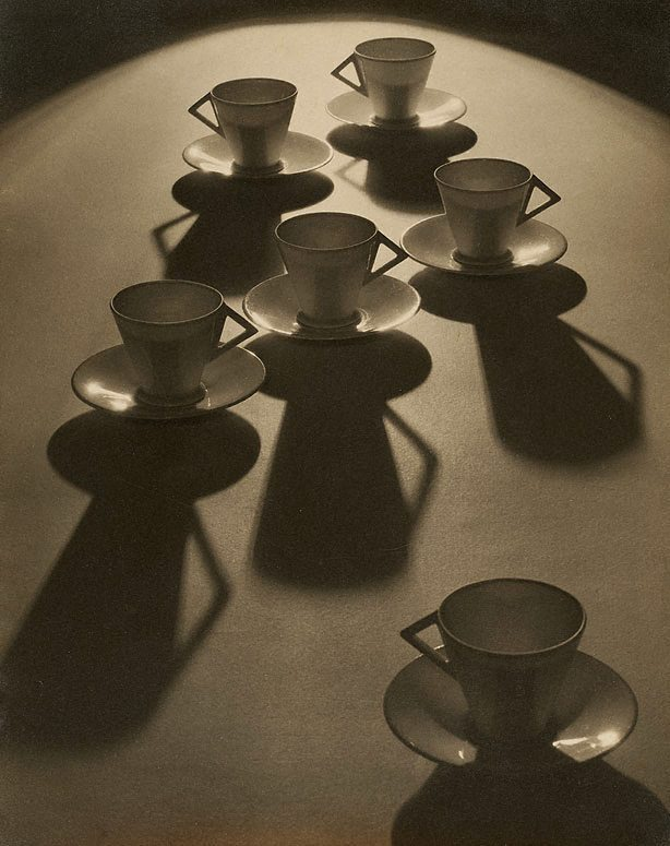 Olive Cotton - Tea cup ballet, Olive Cotton (photograph via the Art Gallery of New South Wales)