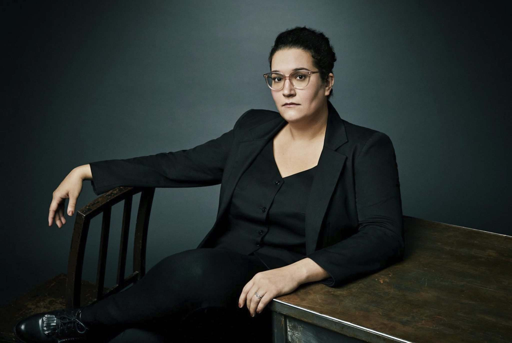 Carmen Maria Machado (photograph by Art Streiber/AUGUST)