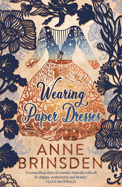 Wearing Paper Dresses by Anne Brinsden