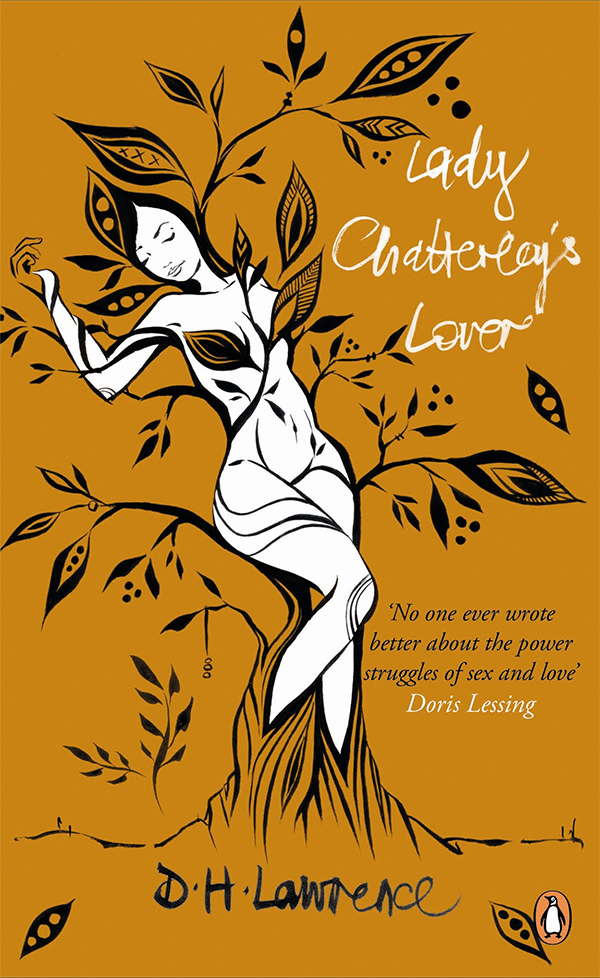 Lady Chatterly's Lover by D.H. Laurence