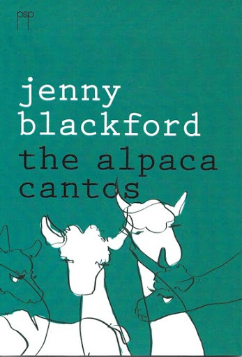 The Alpaca Cantos Pitt Street Poetry, $20 pb, 69 pp