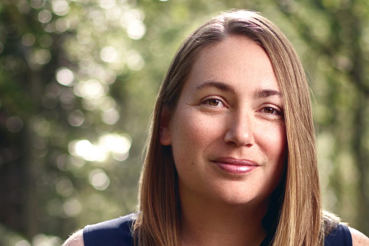 Eva Holland (photograph by GBP Creative)