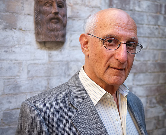 David Malouf (photograph by Conrad del Villar)