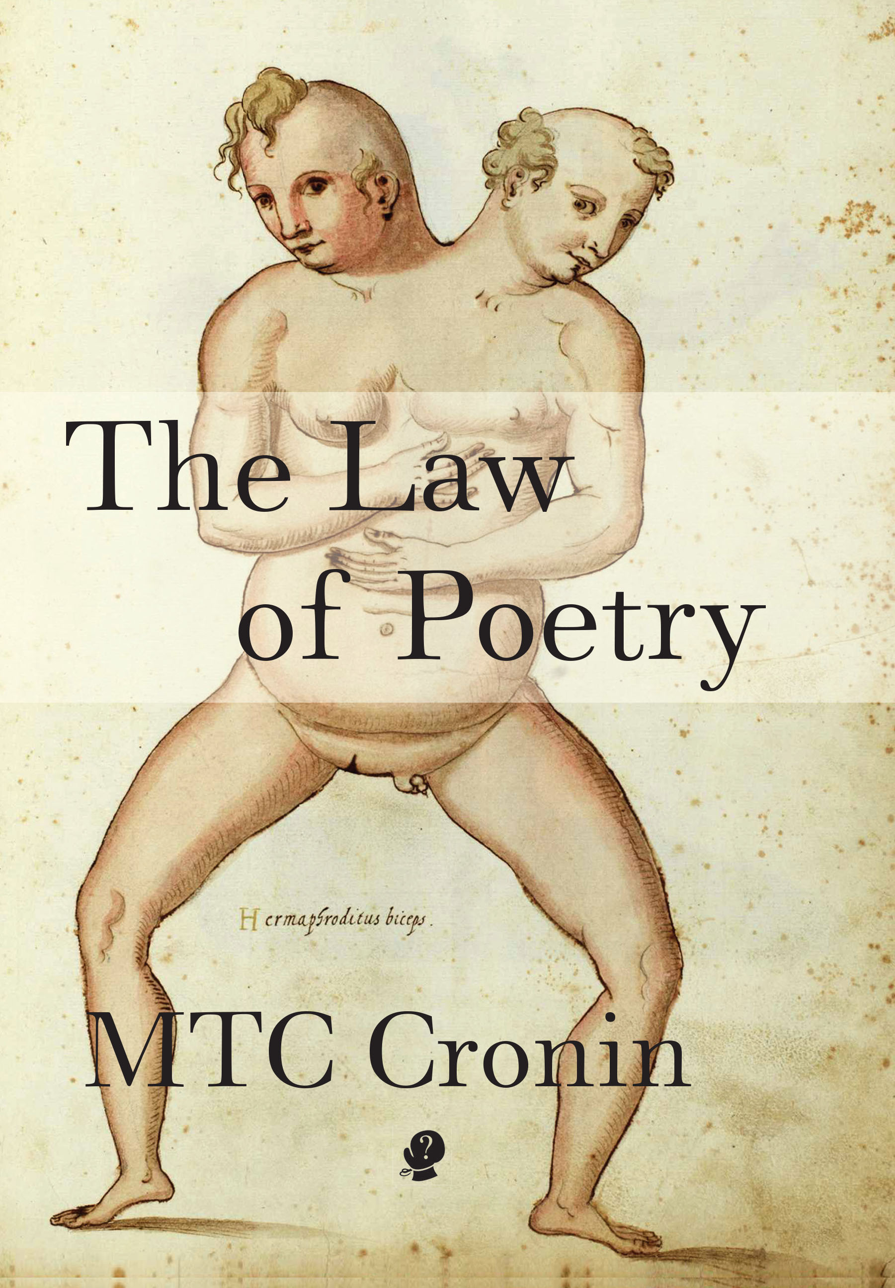 MTC Cronin The Law of Poetry - colour
