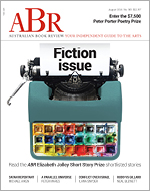 ABR August 2016 Fiction issue cover 150px