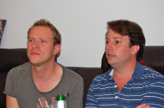 Robert Webb and David Mitchell ABR Online
