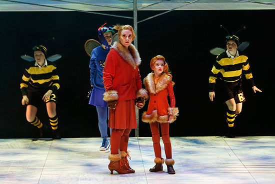 Cunning Little Vixen VO