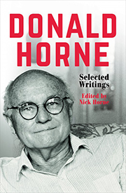 Donald Horne Selected Writings