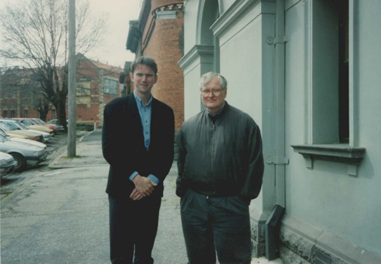 Peter Rose and John Ashbery 1992 ABR Online
