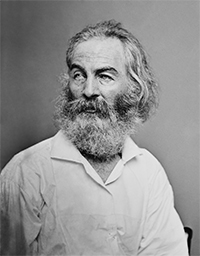 Walt Whitman Brady Handy restored