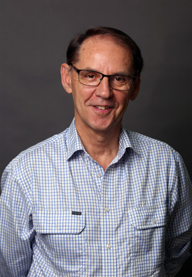 Peter Cochrane (photograph by Jason McCormack)