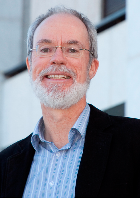 Professor Tom Griffiths (photograph via ANU)