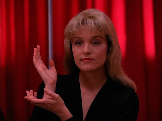 Sheryl Lee in Twin Peaks 1990 Lynch Frost Productions