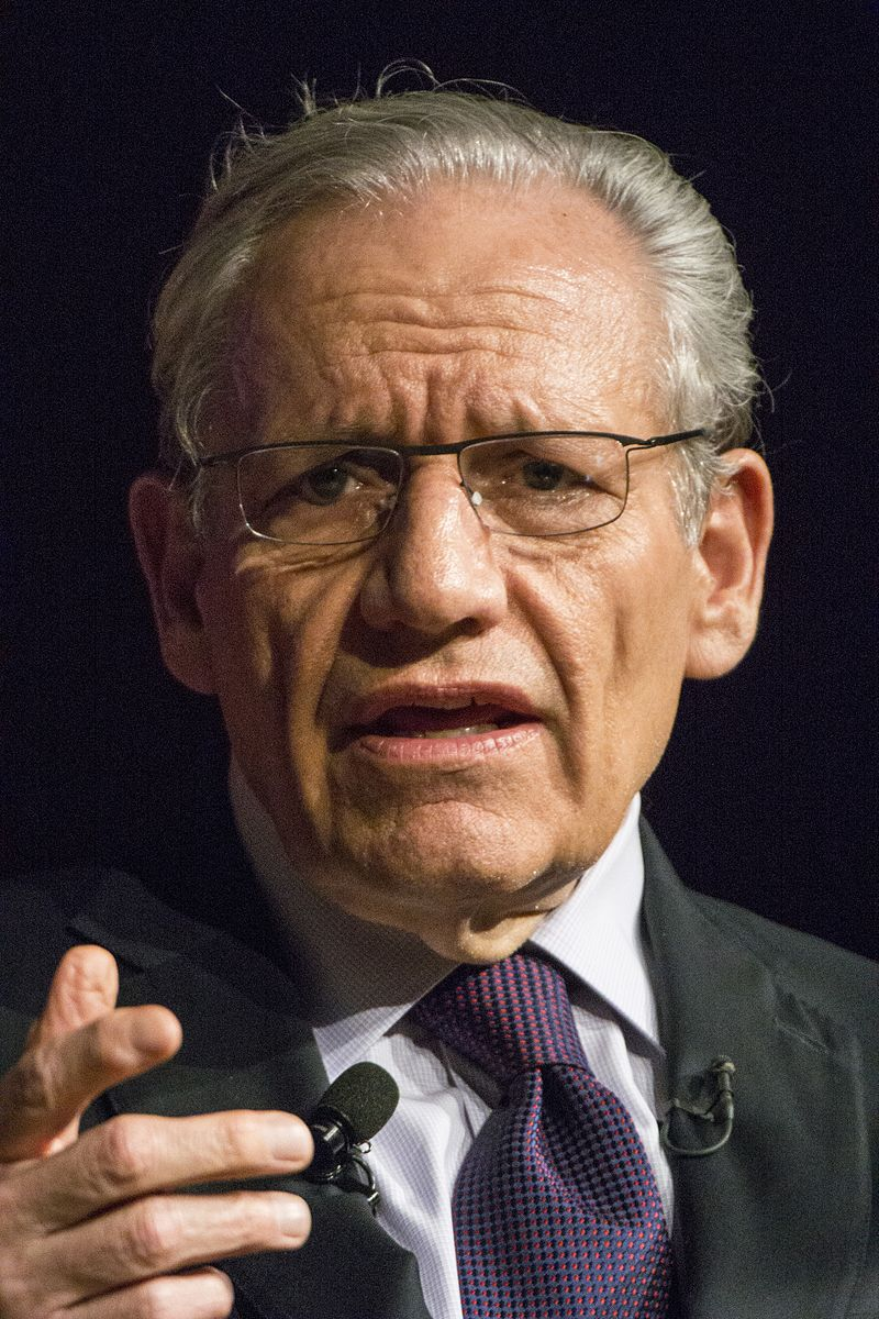 Bob Woodward (photo by Jay Godwin/Flickr)