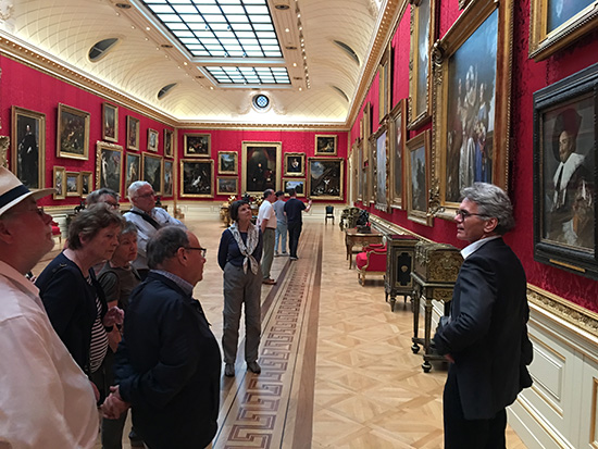 2017 UK tour CJM at the Wallace Collection