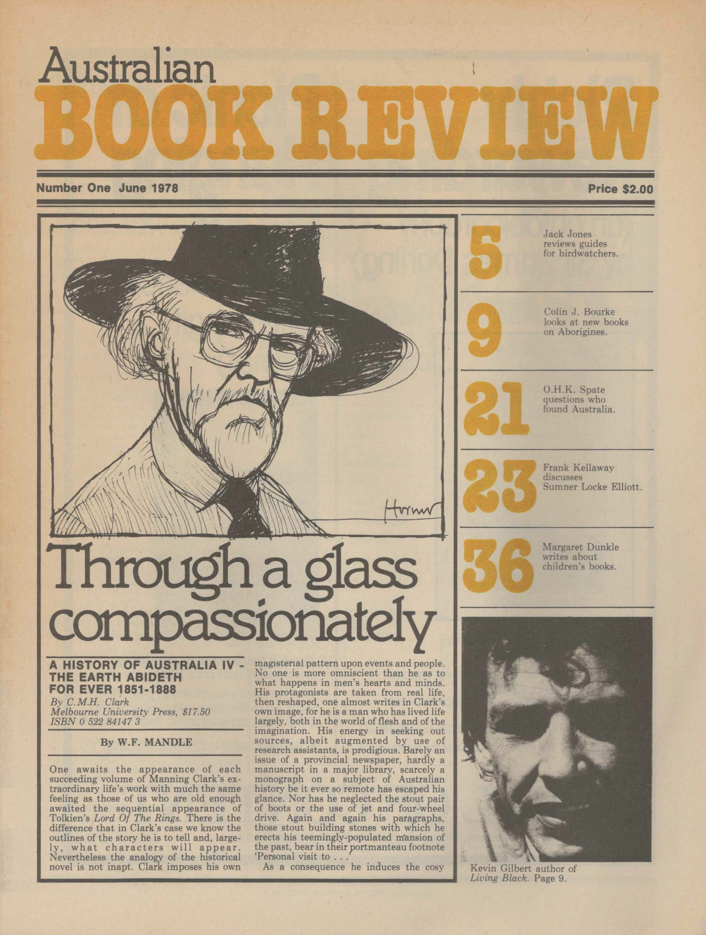Issue #1, June 1978