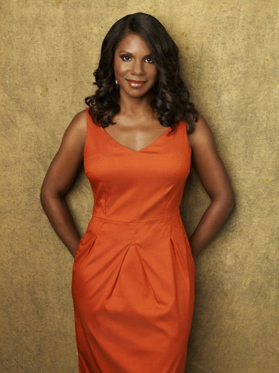 Audra McDonald (photograph by by ABC Andrew Eccles)