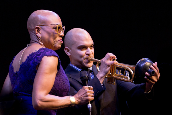 MIJF 2015 Dee Dee Bridgewater  Irvin Mayfield credit Kevin Peterson-00 smaller