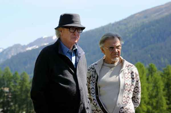 Michael Caine and Harvey Keitel in Youth smaller