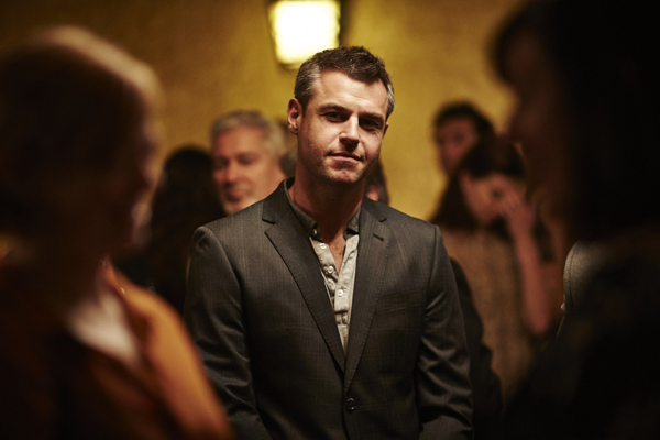 Rodger Corser as  Xander Ivin