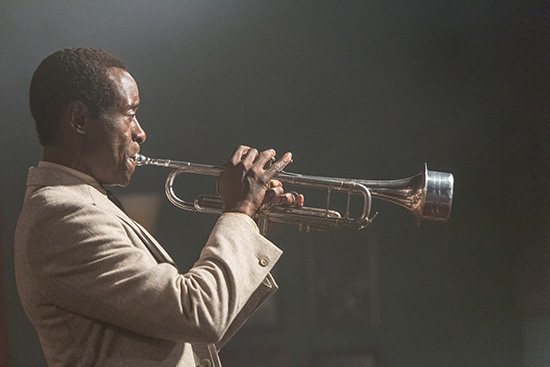 Don Cheadle as Miles David in Miles Ahead