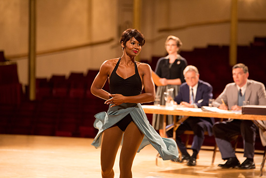 Emayatzy Corinealdi in Miles Ahead