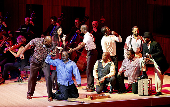 Porgy and Bess DC5734 8262 SSO Porgy and Bess Keith Saunders