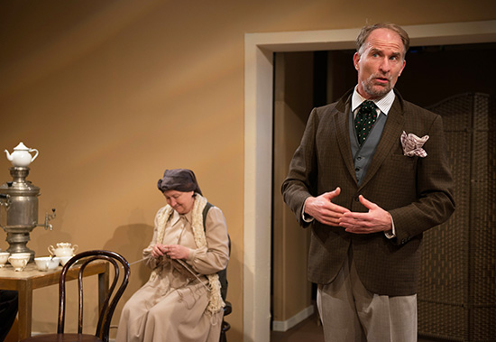 Uncle Vanya Marta Kaczmarek David Whiteley cDavidParker
