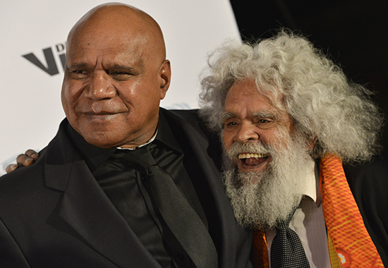 Archie Roach Uncle Jack Charles ANTIDOTE 2017 Image Credit Amanda James 550
