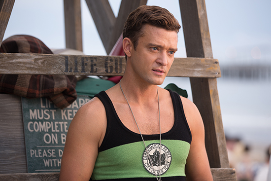 Justin Timberlake in Wonder Wheel Entertainment One