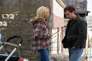 Manchester by the sea AU