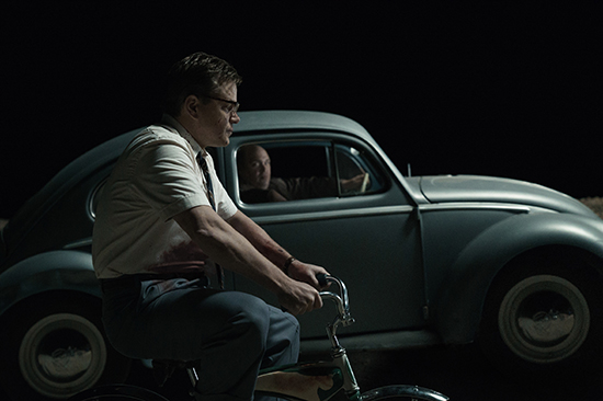 Matt Damon in Suburbicon Roadshow Films