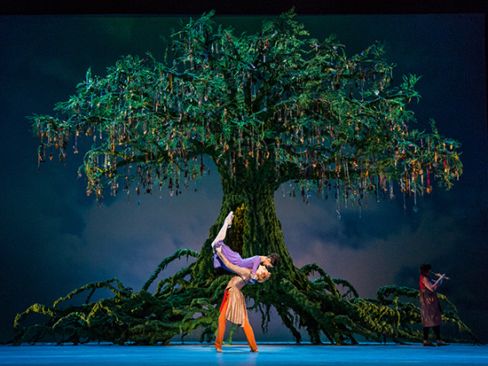 QPAC The Royal Ballet The Winters Tale Francesca Hayward Steven McRae