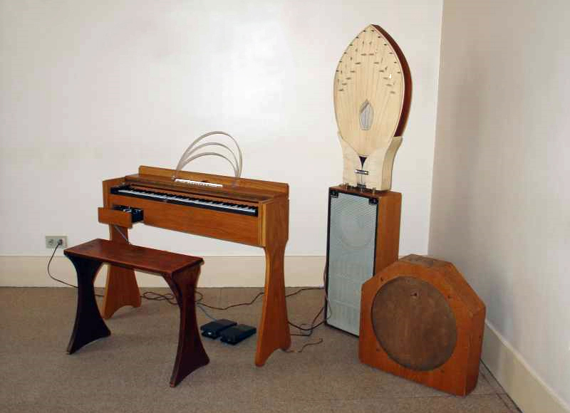 Turanga Les Ondes Martenot are an electronic music instrument invented in 1928 by Maurice Martenot Wikimedia Commons